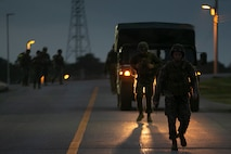 The 31st Marine Expeditionary Unit, the Marine Corps' only continuously forward-deployed MEU partnering with the Wasp Amphibious Ready Group, provides a flexible and lethal force ready to perform a wide range of military operations as the premier crisis response force in the Indo-Pacific region.