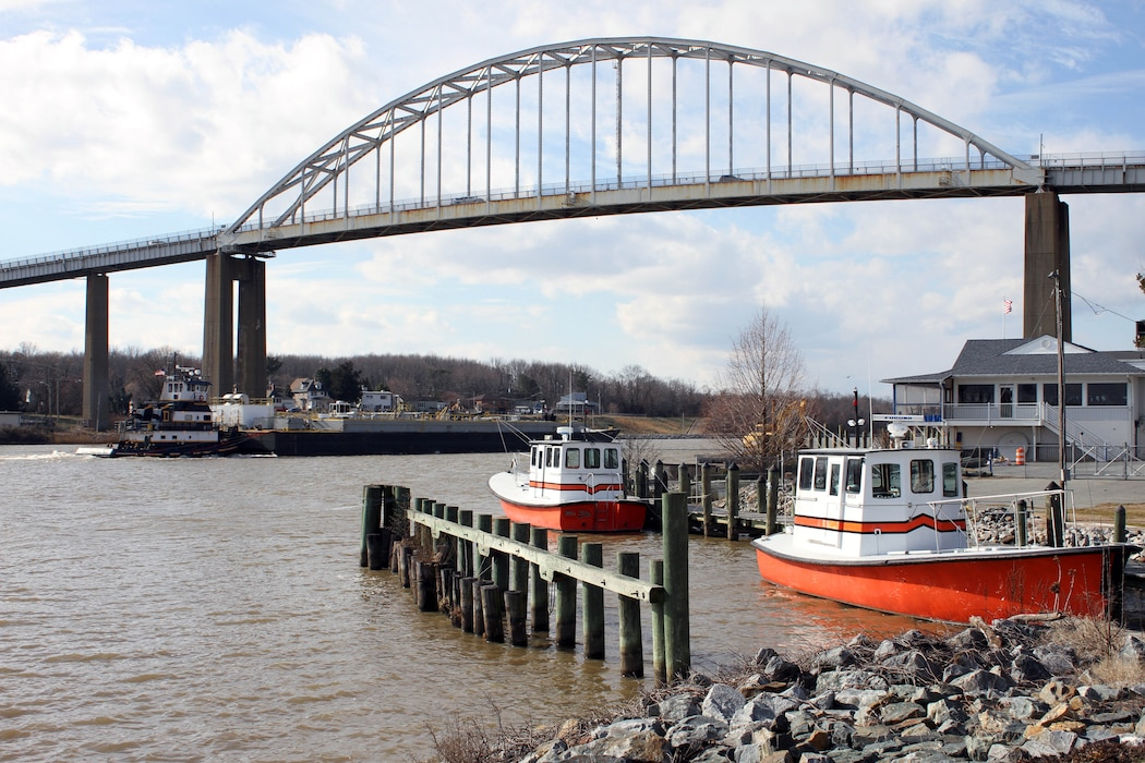 The U.S. Army Corps of Engineers' Philadelphia District announced repair work on the Chesapeake City Bridge will begin in late March 2019 and is expected to be completed by late June 2019.