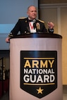 Army Lt. Gen. Timothy Kadavy, the director of the Army National Guard, recognized the Army Guard's top recruiters in a ceremony and awards banquet Jan. 30 at the Bolger Center, Potomac, Maryland.