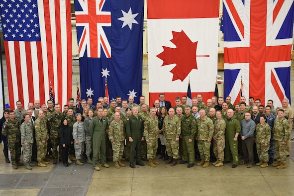 Team Vandenberg Hosts Combined Space Operations Coalition Summit