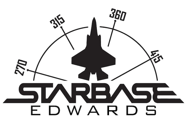 Edwards AFB STARBASE logo