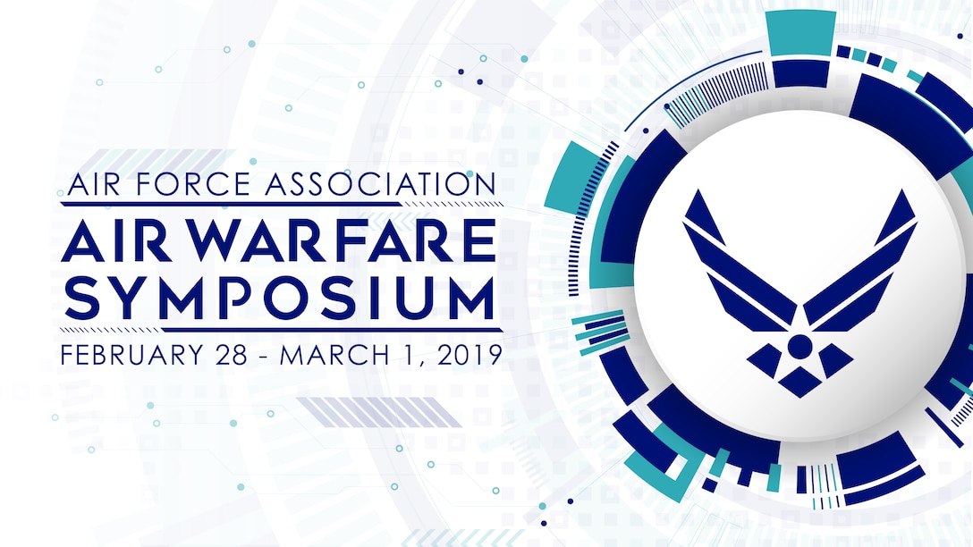 Air Force Association Air Warfare Symposium Live Stream