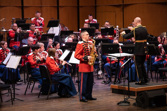 Marine Band Concert: Signs and Symbols