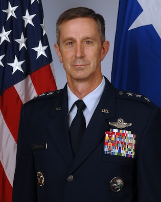 LIEUTENANT GENERAL KEVIN B. SCHNEIDER