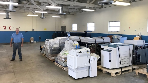 DLA transforms print services to save agency, warfighter dollars