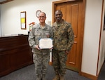 San Joaquin's Jelks Awarded the Bronze Star Medal