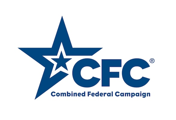 Blue logo for the Combined Federal Campaign