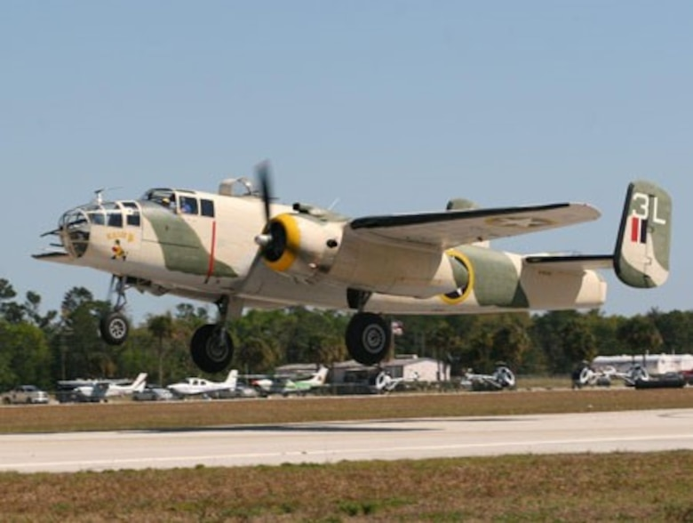 B-25 Killer B. Courtesy photo
