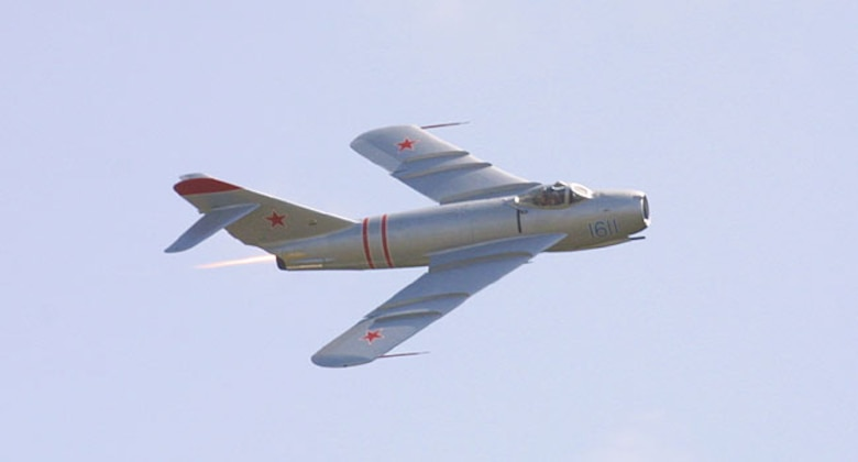 MiG-17. Courtesy photo