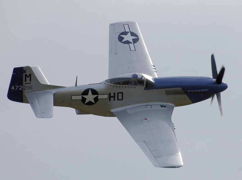 P-51 Mustang. Courtesy photo