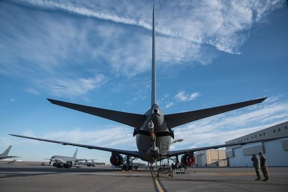 22 ARW, KC-46, McConnell AFB