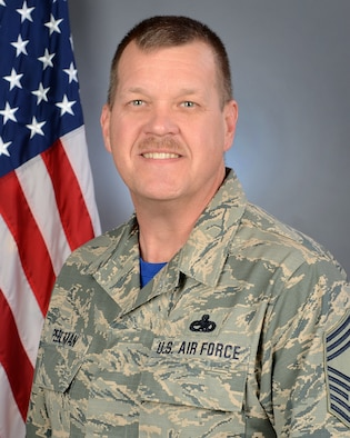 Chief Master Sergeant Ronald Peelman, 169th Maintenance Group