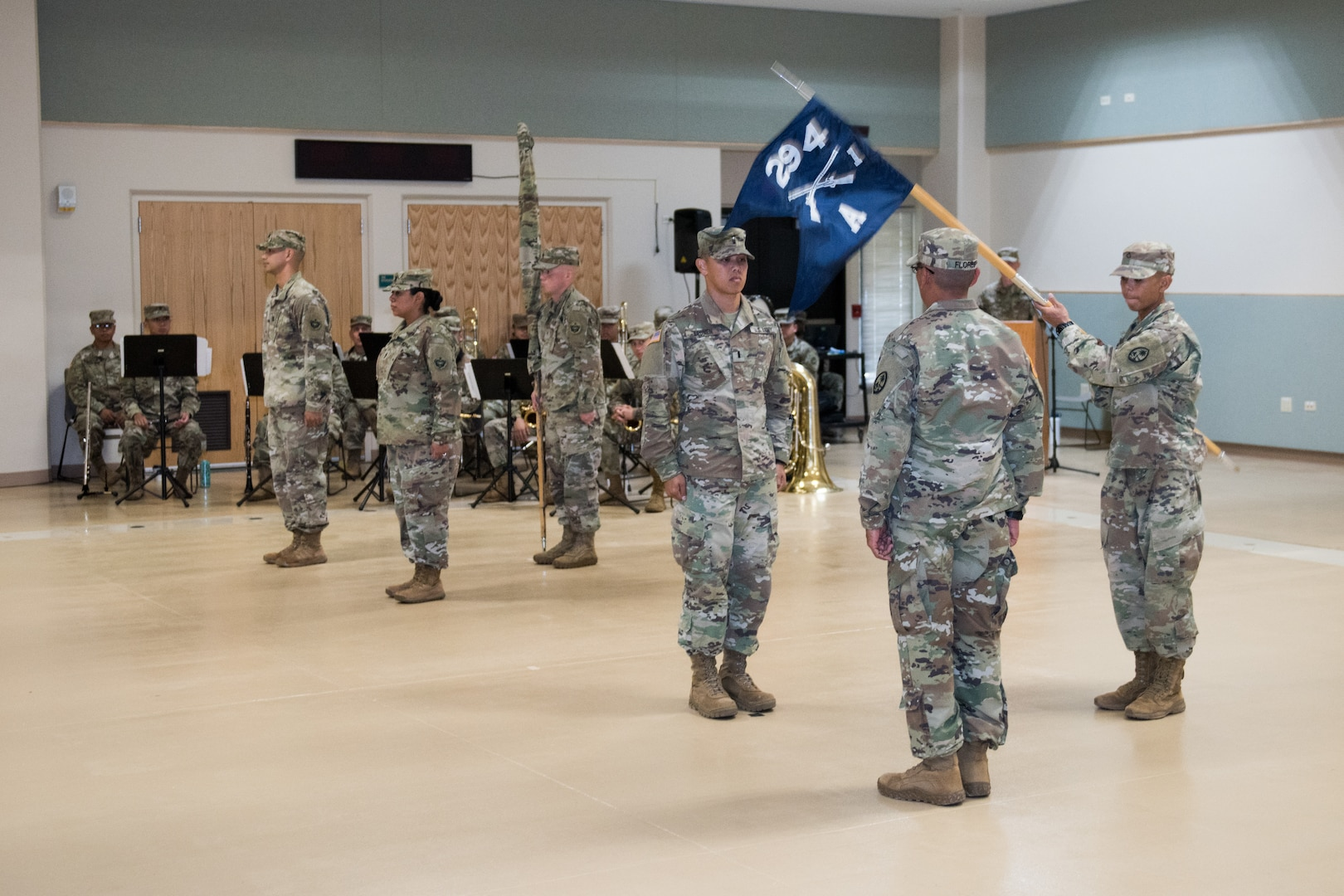 Army National Guard Director Visits Citizen-Soldiers of the Pacific