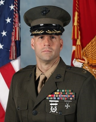 Inspector Instructor, Combat Logistics Regiment 45