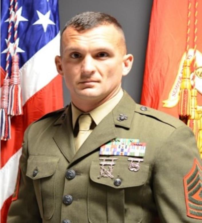 Inspector Instructor First Sergeant, Combat Logistics Regiment 45