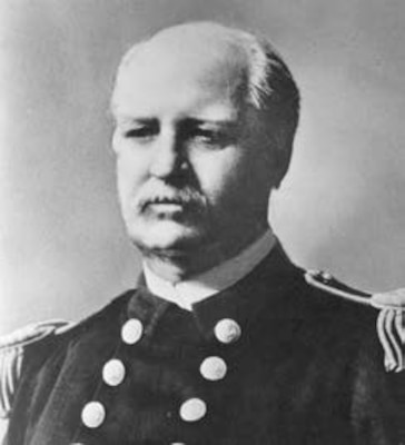 CAPTAIN CHARLES F. SHOEMAKER
