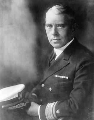 Photograph of Admiral Frederick C. Billard, Commandant, U.S. Coast Guard Coast Guard Archives, Frederick C. Billard