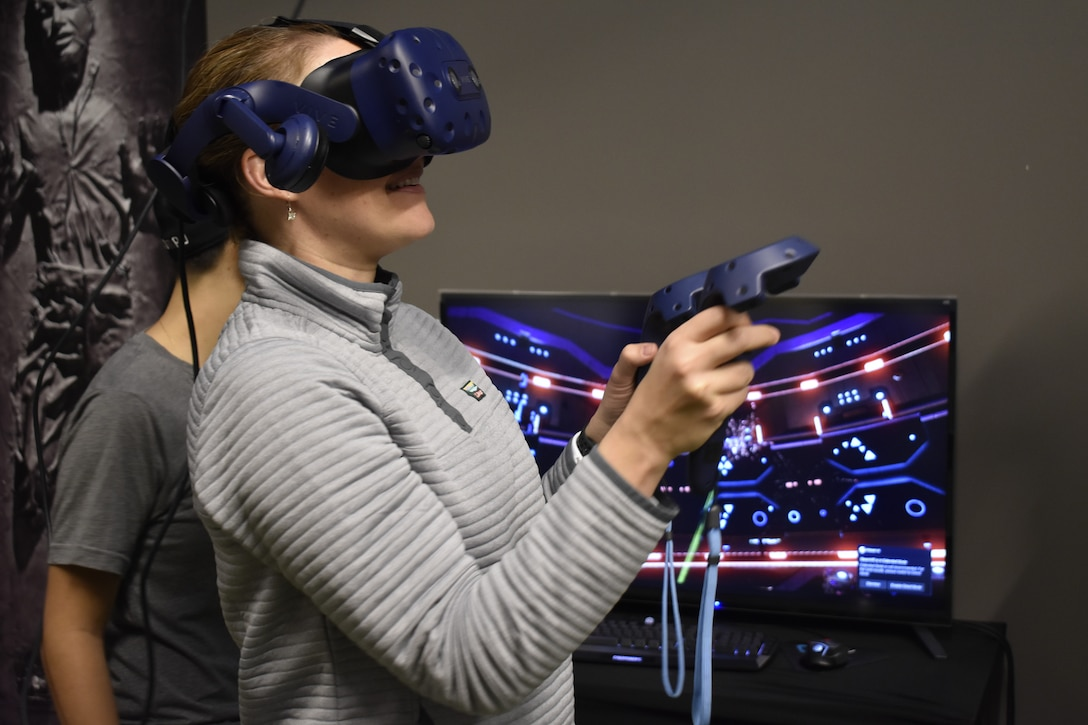 AFIMSC warfighters experience the future of innovation at AFWERX