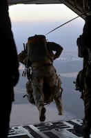 Combat controller from 321st Special Tactics Squadron
