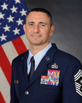 Chief Master Sergeant Brian P. Kruzelnick is the Command Chief Master Sergeant, Fifth Air Force, Yokota Air Base, Japan. As the commander's principle senior enlisted advisor, he counsels on the effective employment of 15,000 combat-ready personnel across three main operating bases, delivering combat airpower, command and control, personnel recovery, surveillance and rapid mobility through F-15, F-16, KC-135, HH-60, E-3, C-130J and DV lift mission design system platforms.