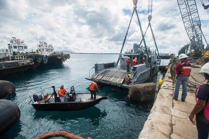 Coastal Riverine Group 1 Conducts 500 Nautical Mile Long Range Transit