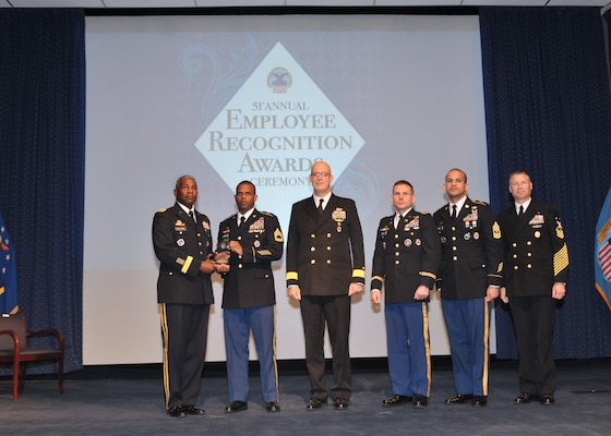 Distribution's Warner named DLA SNCO of the Year