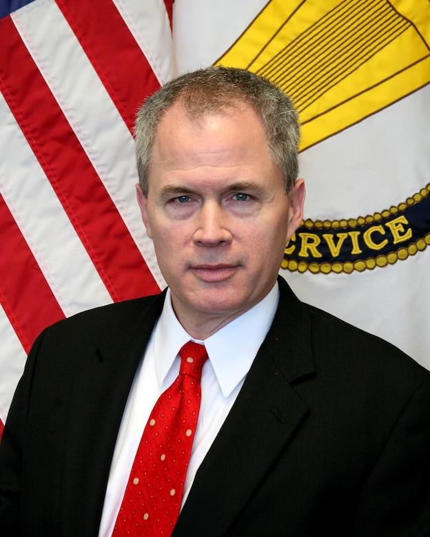 James Johnson, Deputy to the Commander, USASMDC