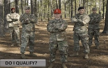 US ARMY WARRANT OFFICERS FROM ALL BACKGROUNDS HERO SHOT
