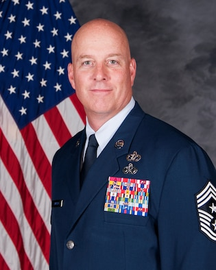 Chief Master Sgt. Daniel Simpson
