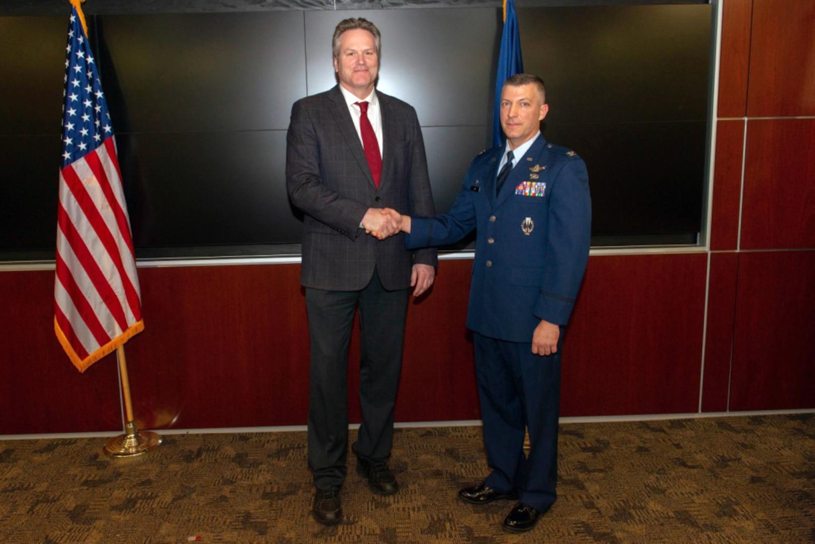 Alaska National Guard Change of Command Recognizes New Adjutant General