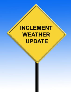 Inclement Weather Update