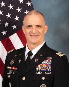 Lieutenant Colonel Jeff Burke