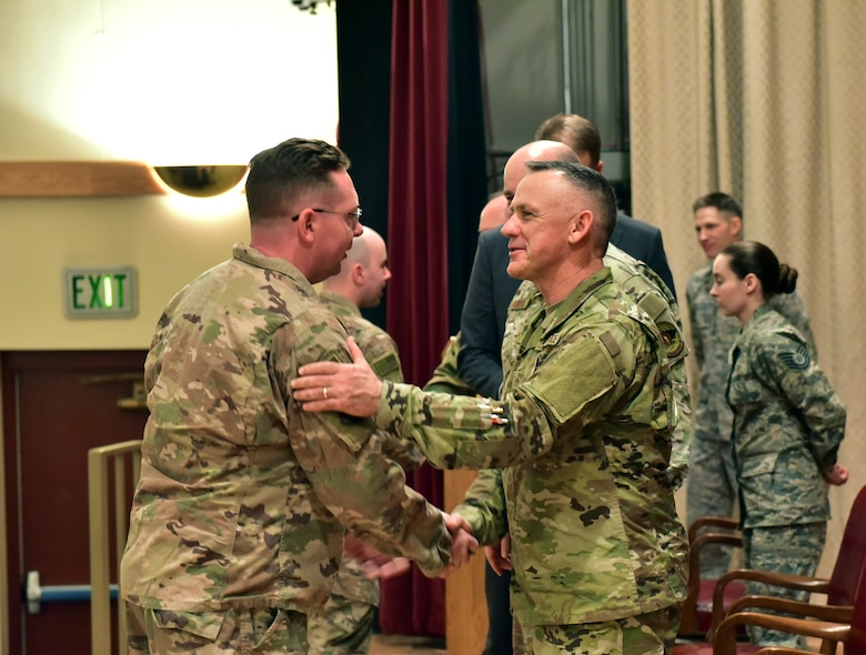270th Demobilization Ceremony