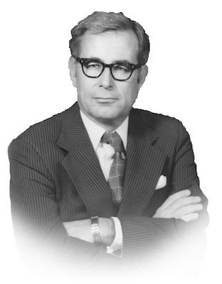 Harold Brown portrait.