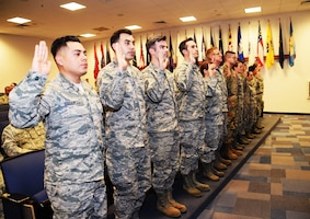 Alamo Wing recognizes newest NCOs at semiannual ceremony