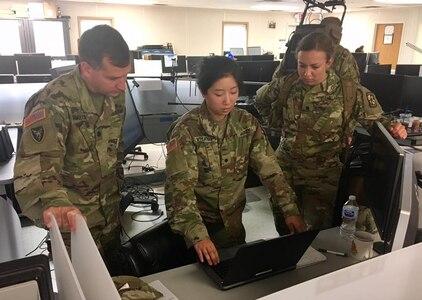 Summer Internship US Army Cadet Command ROTC