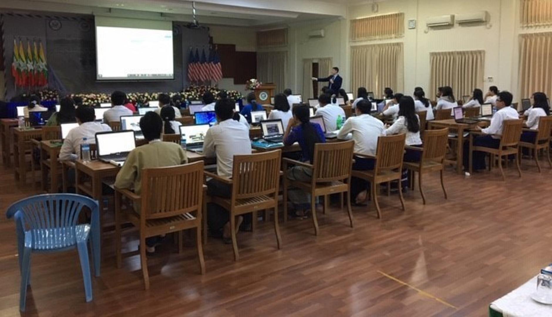 U.S., Myanmar Engage in Flood Modeling Endeavor