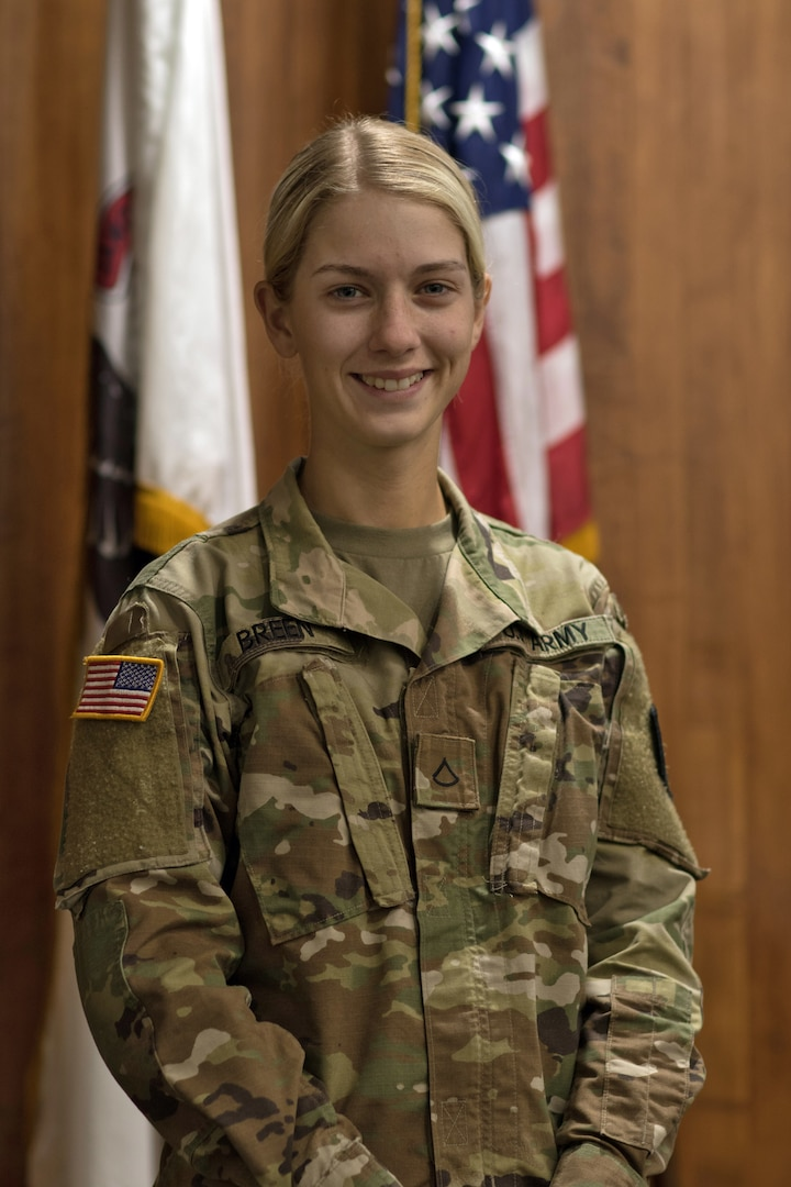 Army's Newest Cooks Graduate at Camp Lincoln [Image 2 of 3]