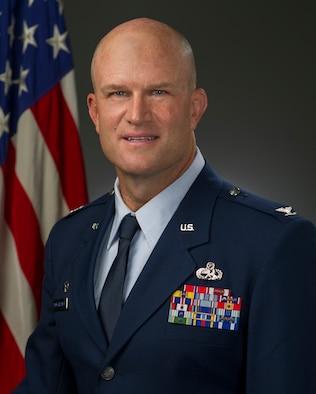 Col. David A. Hammerschmidt official photo