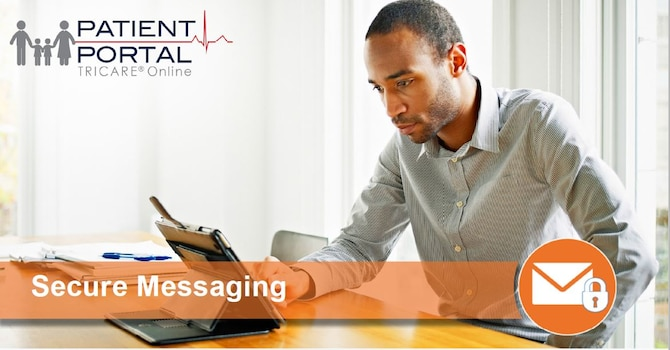 TRICARE Online Secure Messaging