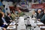 DLA CENTCOM & SOCOM commander visits Distribution headquarters