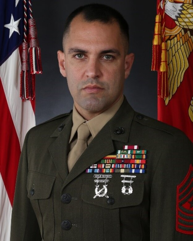 Sergeant Major Joyuanki Victore