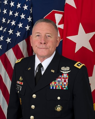 Lt. Gen. Michael A. Bills