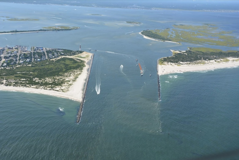 Barnegat Inlet requires dredging to provide a reliable navigation channel for one of the most dangerous inlets on the east coast. The project is critical to a large fishing fleet consisting of full-time commercial, charter and recreational vessels that contribute to the economic value of the nation.