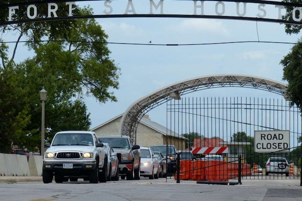 Beginning Jan. 22, major changes will occur at two gates used to access the west side of Joint Base San Antonio-Fort Sam Houston.
