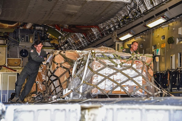 Reservists deliver humanitarian aid to Guatemala