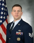 SSgt Donald Thomas, a member of the DIA Chief Information Office team at U.S. Strategic Command, rescued and provided first aid to Department of Energy employees involved in a serious car accident in Oklahoma.