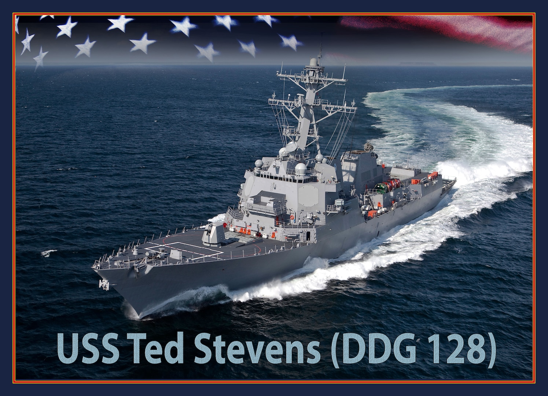 SECNAV Names New Destroyer in Honor of US Senator from Alaska