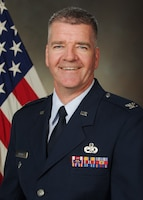 Col. Orcutt official photo