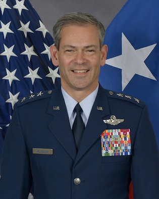 Lieutenant General Kenneth S. Wilsbach is the Deputy Commander, U.S. Forces Korea; Commander, Air Component Command, United Nations Command; Commander, Air Component Command, Combined Forces Command; and Commander, Seventh Air Force, Pacific Air Forces, Osan AB, Republic of Korea.  He is also the U.S. representative to the joint committee for the Status of Forces agreement between the two countries.